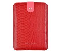 iPad Case mini in Snake Pliskin Rot