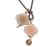 Kette CLEO in Taupe