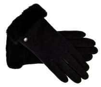Handschuhe Shorty Schwarz