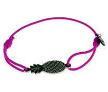 Armband Pineapple in Violett