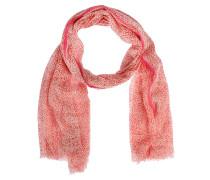 Schal Inky Dots Pink