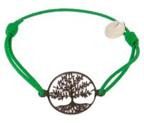 Armband Tree of Life in Grün