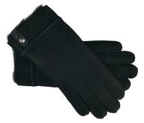 UGG Handschuhe Tenney in Schwarz