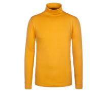 Feiner Rollkragenpullover von Tom Rusborg in Gelb für Herren
