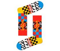 Socken mit Mickey-Motiv