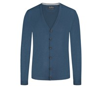 Cardigan, Slim Fit  Petrol