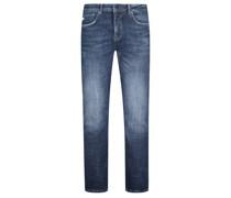 Denim-Jeans, Jungbusch, Tapered Fit