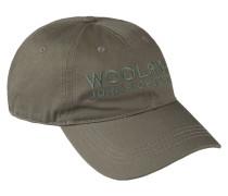 Sportliche Baseball-Cap von Woolrich in Oliv für Herren