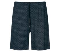 Bequeme Homewear-Hose von Mey in Marine für Herren