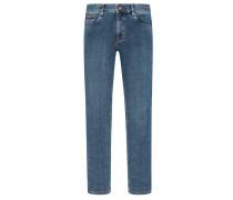 Jeans, Seth, Tailored Fit von Hiltl in Blau für Herren