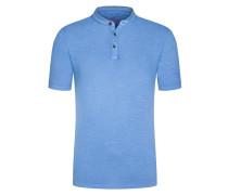 Poloshirt im Washed-Look von Tom Made In Heaven in Blau für Herren