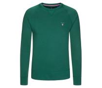 O-Neck Sweatshirt von Gant in Gruen für Herren