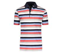 Mercerisiertes Poloshirt mit Brusttasche von Tom Rusborg in Rot für Herren