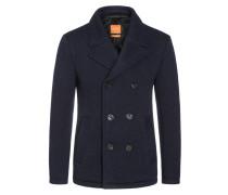 Topmodischer Woll-Caban, Bennox von Boss Orange in Blau für Herren