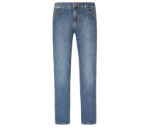Regular Fit Jeans, Cooper Denim von Brax in Blau für Herren