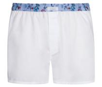 Exklusive Boxer-Shorts, Bund im Flower-Print von Van Laack in Rose für Herren