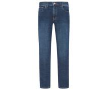 Jeans, Seth, Tailored Fit von Hiltl in M.blau für Herren