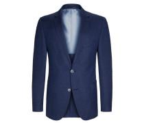 Sakko, modische Struktur, Loro Piana von Tom Rusborg Premium in Blau für Herren