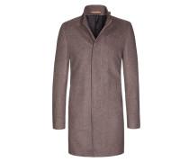 Mantel mit Pinpoint-Struktur, Harrison von Baldessarini in Beige für Herren