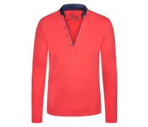 Sweatshirt im Baumwoll-Mix von Tom Made In Heaven in Rot für Herren