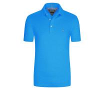 Slim Fit Polo von Tommy Hilfiger in Blau für Herren