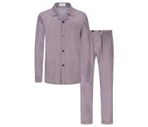 Hochwertiger Schlafanzug im Streifenmuster, Marco