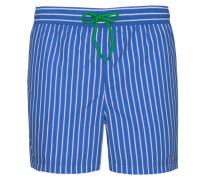 Gestreifte Badehose von Tom in Blau für Herren