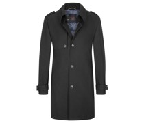 Modischer Trenchcoat