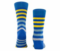Socken mit Querstreifen  Mittel