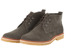 Desert Boot, Cast Creep Midcut von Royal Republiq in Oliv für Herren