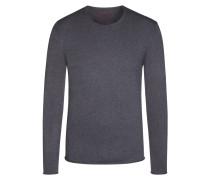 Modischer O-Neck Pullover von Tom Made In Heaven in Anthrazit für Herren