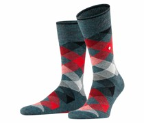Socken mit modischem Muster, Newcastle