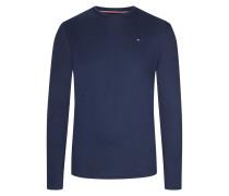 Langarm-Schlafanzug von Tommy Hilfiger in Marine für Herren