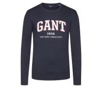 Modischer Pullover von Gant in Marine für Herren