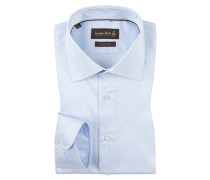 Custom Fit Businesshemd von Jacques Britt in Blau für Herren