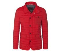 Leichte Jacke in Stepp-Optik, Flexcity von Bugatti in Rot für Herren