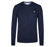 Rundhals-Pullover von Lacoste in Marine für Herren