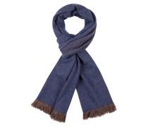 Edler Schal aus Kaschmir von Tom Rusborg Premium in Braun für Herren