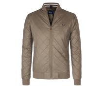 Modische Jacke im Blouson-Stil von Fred Perry in Gruen für Herren