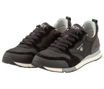 Topmodischer Sneaker im Retro-Stil, Russell von Gant in Schwarz für Herren