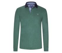 Polokragen-Sweatshirt von Gant in Gruen für Herren