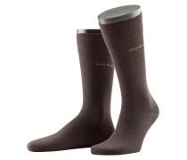 Socken, John von Boss in Braun für Herren