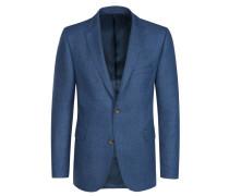 Aktuelles Struktur-Sakko, Loro Piana von Tom Rusborg Premium in M.blau für Herren