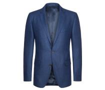 Aktuelles Sakko in Drem-Tweed-Qualität, Loro Piana von Tom Rusborg Premium in M.blau für Herren