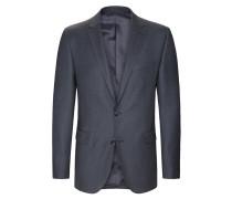 Sakko mit dezentem Muster, Loro Piana von Tom Rusborg Premium in Grau für Herren