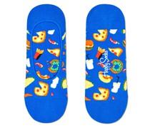 Socken mit Muster
