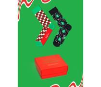 Geschenkbox, 3er Pack  Gruen