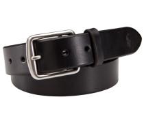 Ledergürtel von Polo Ralph Lauren in Schwarz für Herren