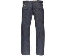 Larkee Raw Denim-Jeans von Diesel in Darkstone für Herren