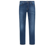 Bequeme Flexx Jeans von Mac in Hellblau für Herren